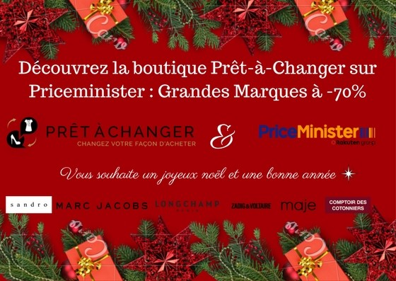 Boutique Pretachanger sur Priceminister