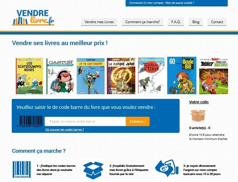 Achat vente et troc de livres neuf et occasion pas cher pretachanger - Site pour vendre des objets d occasion ...