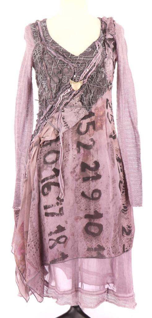 Magnifique-Robe-ELISA-CAVALETTI-S